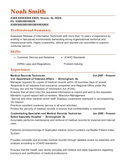 Pampa Regional Medical Center Health Information Management Clerk ...
