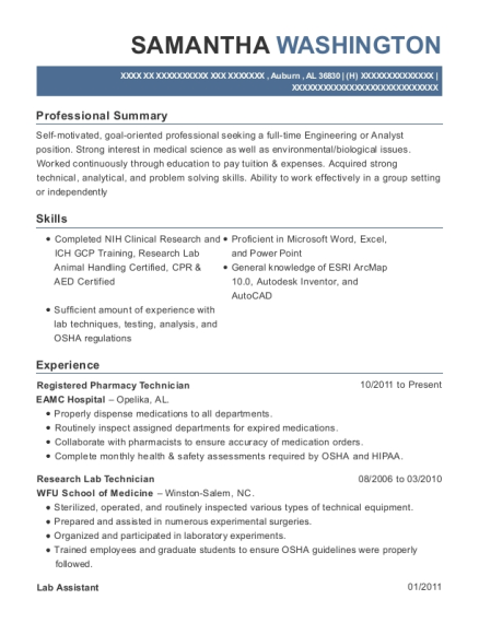Auburn resume help