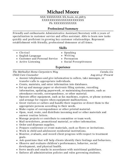 michael moore - Flight Operations Specialist Sample Resume
