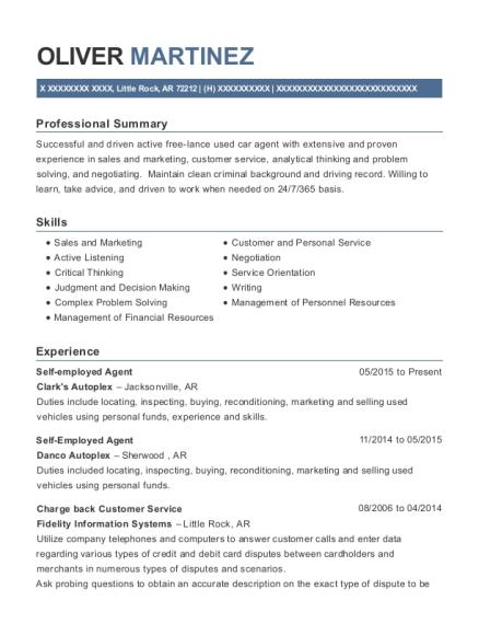 Best Charge Back Customer Service Resumes | ResumeHelp