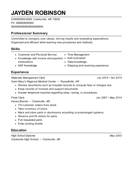 Beautiful Emergency Management Resume In Arkansas Photos - Best ...