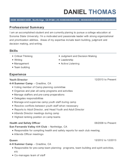 best health and safety officer resumes resumehelp