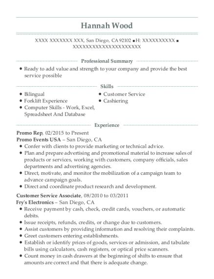 bilingual customer service resume bilingual customer service long