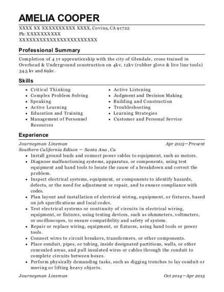 Us Navy Aviation Support Equipment Technician Resume Sample ...