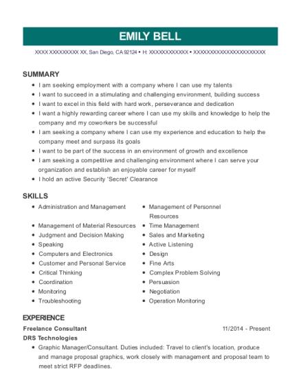 Best Freelance Consultant Resumes | ResumeHelp