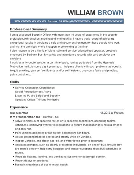 Self-employed Hypnotherapist Resume Sample - Alamogordo New Mexico ...