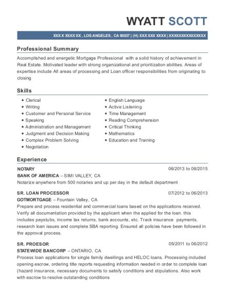 pepa u0026 39 s mobile notary notary resume sample