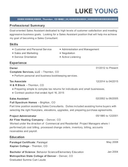 Best Project Administrator Resumes | ResumeHelp