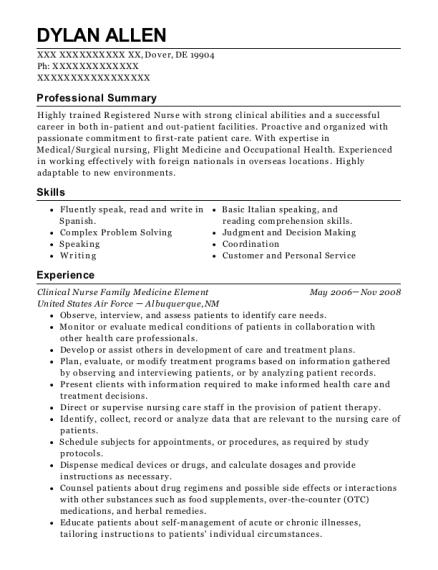 Best Bioenvironmental Engineering Technician Resumes | ResumeHelp