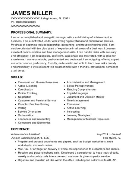 Rain Cii Carbon Calcining Plant Administrative Assistant