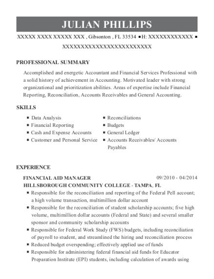 Best Accounting Technician Resumes | ResumeHelp
