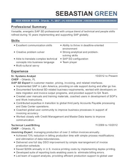 usaa technical lead resume sample san antonio texas resumehelp