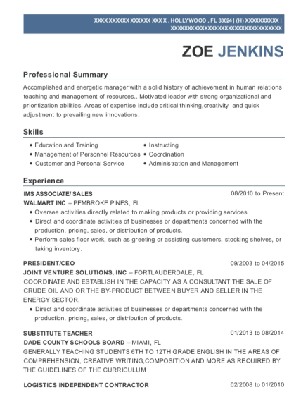 Cute Independent Contractor Resume Gallery - Example Resume Ideas ...