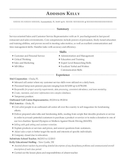 best educational consultant resumes resumehelp