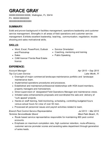 assistant principal resume sample