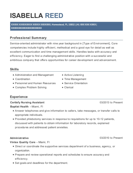 Best Administrative/manager Accountant Resumes | ResumeHelp