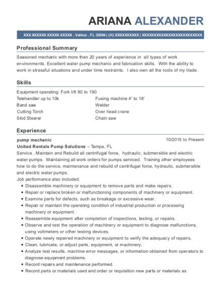 Stationary Engineers And Boiler Operators , Electrician. Customize Resume ·  View Resume