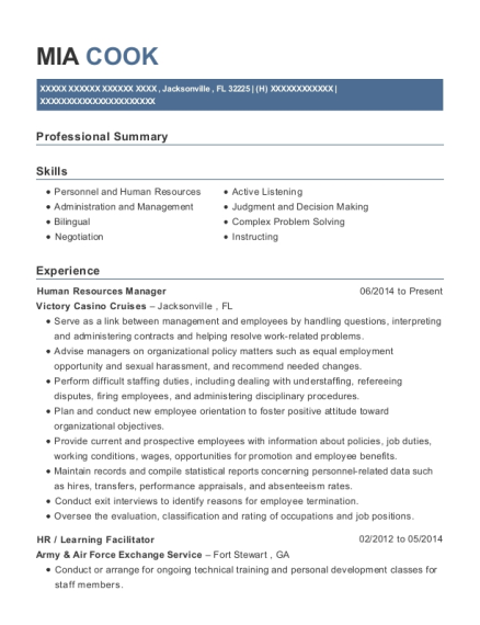 Best Learning Facilitator Resumes Resumehelp