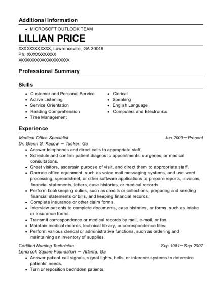 Lillian Price