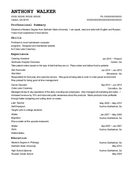 best latin teacher resumes resumehelp