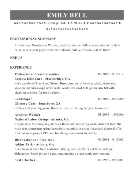Beautiful Maintenance Tooling , Asbestos Worker. Customize Resume · View Resume