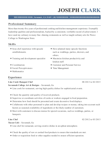 Best Chef / Manager Resumes | ResumeHelp