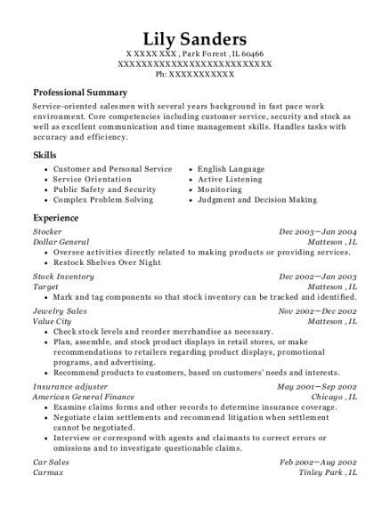 best doorman resumes resumehelp
