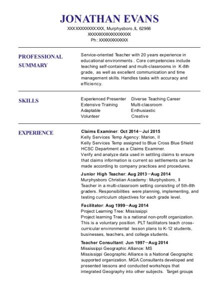 Best Science Fair Judge Resumes | ResumeHelp