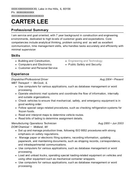 Carter Lee