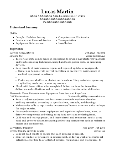 Best Assisted Housing Specialist Resumes Resumehelp