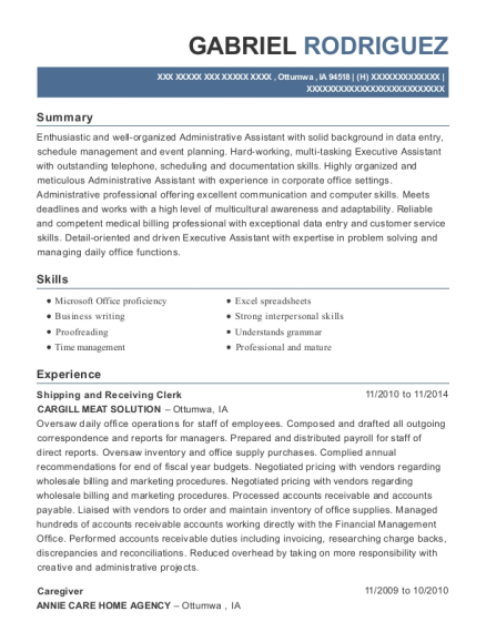 Awesome Txu Energy Resume Contemporary - Best Resume Examples by ...
