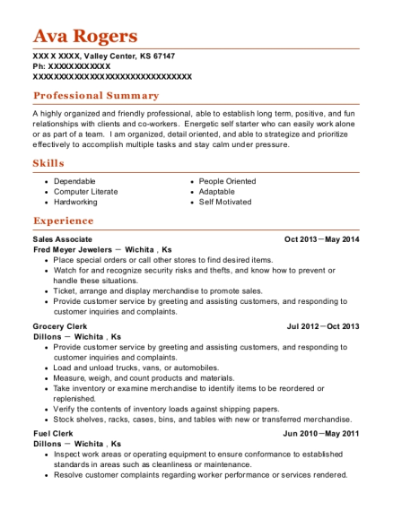 Us Army Generator Mechanic Resume Sample - Killeen Texas | ResumeHelp
