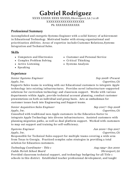 people also search for customize resume view resume senior systems engineer