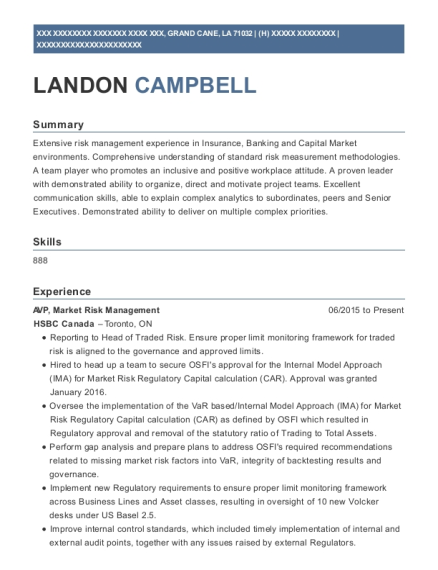 Landon Campbell  Internal Resumeactuarial Resume