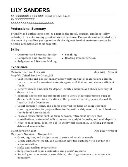 walgreens customer service associate resume sample