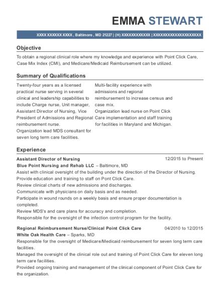Best Medicare/medicaid Reimbursement Specialist Resumes | ResumeHelp