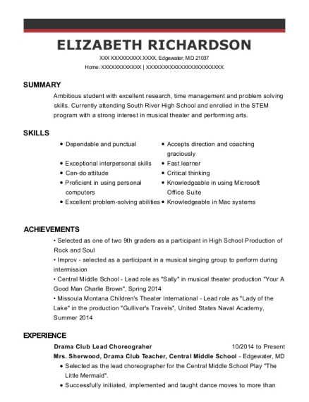 best sunday school teacher assistant resumes