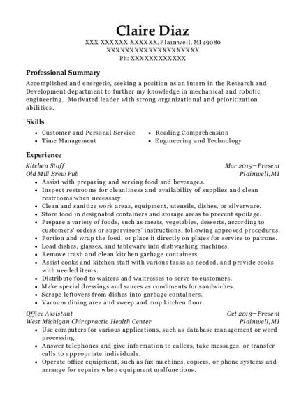 View Resume  Landscaping Resume