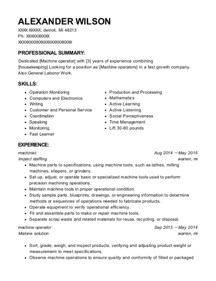 Lowe\'s Home Improvement Receiver/stocker Resume Sample ...