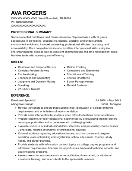 Best Patient Accounting Representative Resumes | ResumeHelp