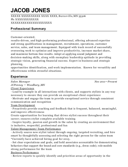 Best Clinic Manager Resumes | ResumeHelp