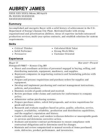 Best Administrative Buyer Resumes | ResumeHelp