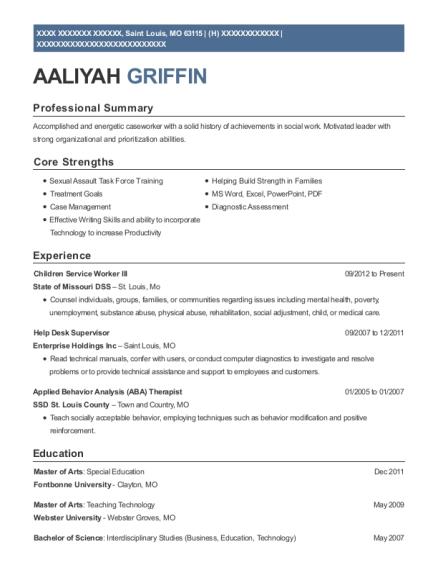 best help desk supervisor resumes resumehelp
