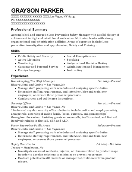 people also search for customize resume - Safety Coordinator Resume