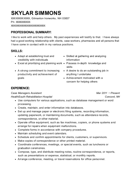 department of statistics statistical assistant resume sample grand