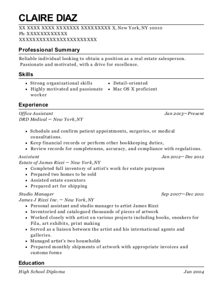 Best Assistant Accountant (temporary Full Time Contract) Resumes ...