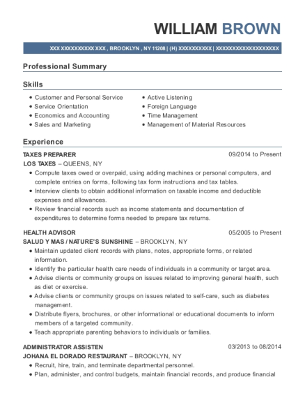 best entrepreneur resumes resumehelp