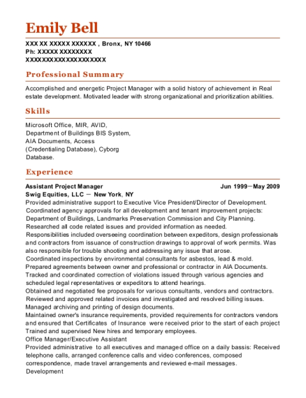 Idaho Industrial Commission Human Resource Associate Resume Sample ...