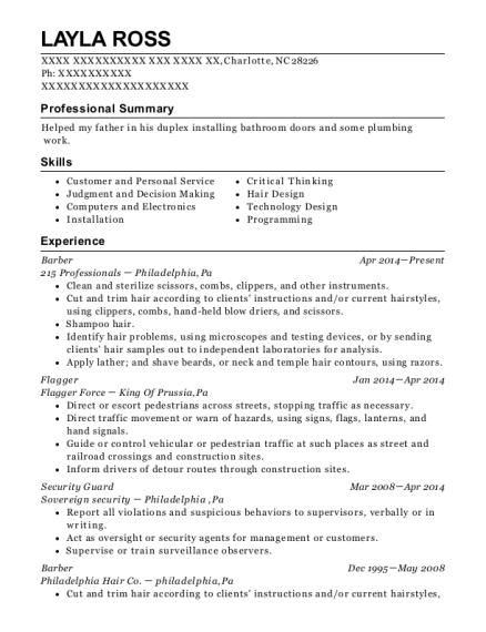best flagger resumes resumehelp