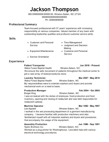 randalls head stocker resume sample austin texas resumehelp